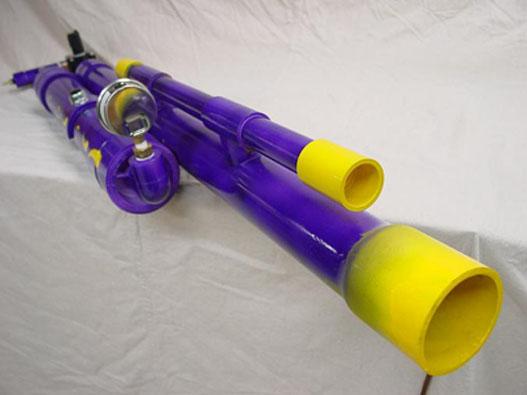 Shoulder Fired Water Balloon Launcher Shoots Water Balloons 500 Plus