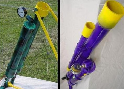 My Air Cannons Water Balloon Launcher And Mortar Combo